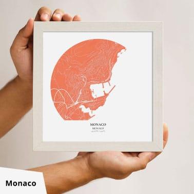 affiche monaco